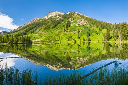 MT-20090720-101803-0039-Colorado-Dollar-Lake-East-Beckwith-mountain-reflection.jpg