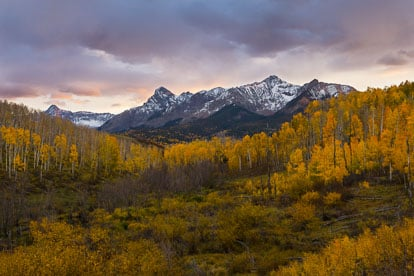 MT-20121004-184024-0108-Edit-Colorado-Sneffels-Range-sunset-falll-clouds-Colorado-Ridgway-Sneffels-Range-San-Juan-Mountains-fall-colors-sunset.jpg